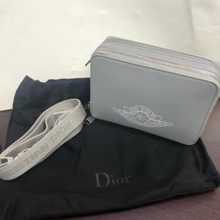 ディオール(Dior)の☆新品★AIR DIOR ★ロゴレザーショルダーバッグ(ショルダーバッグ)