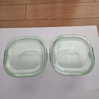 パイレックス(Pyrex)の【専用です】iwaki 耐熱ガラス 2点セット(容器)