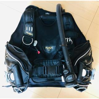 ツサ(TUSA)のTUSA BCD ダイビング(マリン/スイミング)