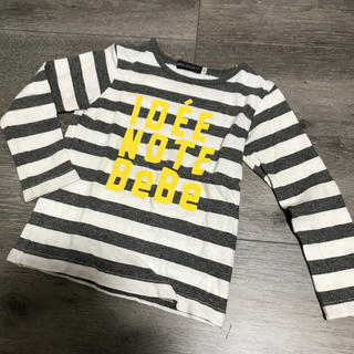 ベベ(BeBe)のBeBe トップス  100(Tシャツ/カットソー)