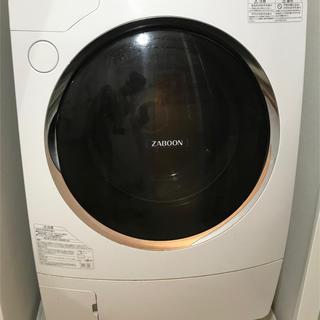 東芝 - 【消臭除菌付】東芝 ドラム式洗濯 TW-Z9500R(W)