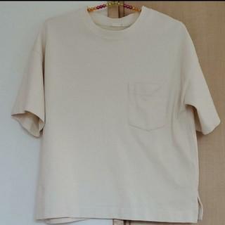 GU - GU ヘビーウェイトTシャツ
