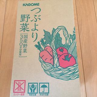 カゴメ(KAGOME)の🍅つぶより野菜 カゴメ 350g×15本(野菜)