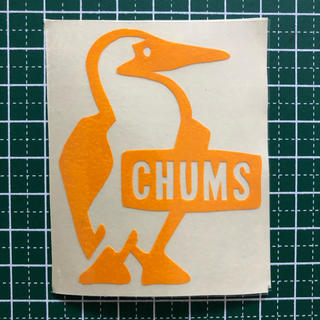 CHUMS - CHUMS ステッカー