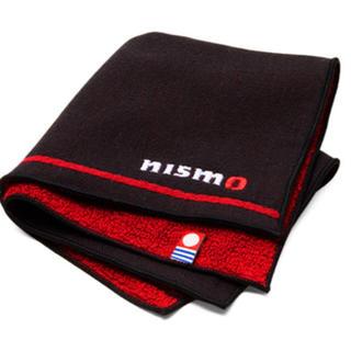 ニッサン(日産)のNISMO ハンカチタオル 新品•未使用品です。 (ハンカチ/ポケットチーフ)