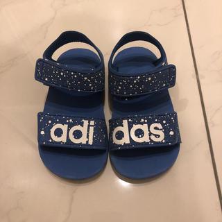 adidas - adidas キッズ サンダル