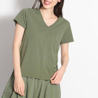 ニコアンド(niko and...)のniko and...  VネックTシャツ(Tシャツ(半袖/袖なし))