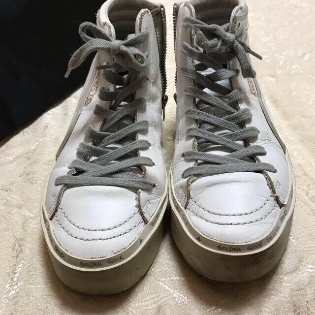 GOLDEN GOOSE(ゴールデングース)のGOLDEN GOOSE / GGDB-HI SLIDE 35 レディースの靴/シューズ(スニーカー)の商品写真