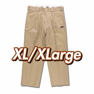 ディッキーズ(Dickies)の【XL】WDS × DICKIES 2TUCK TROUSERS(チノパン)