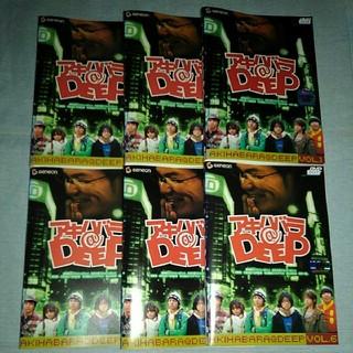 アキハバラ@DEEP   DVD  レンタル専用 全6巻セット(TVドラマ)