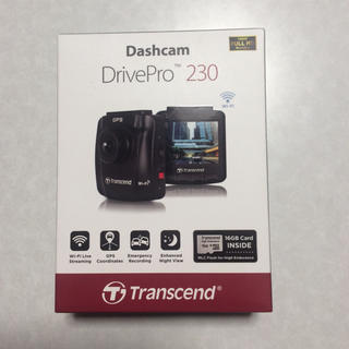 Transcend - トランセンド DP230 ドライブレコーダー