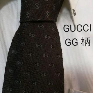Gucci - 大人気★グッチGUCCI★GG 柄★最高級シルクネクタイ
