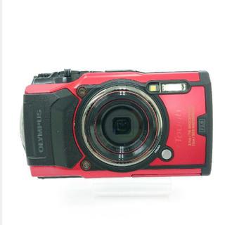 OLYMPUS - オリンパス デジタルカメラ Tough レッド TG-6 RED [TG6RED