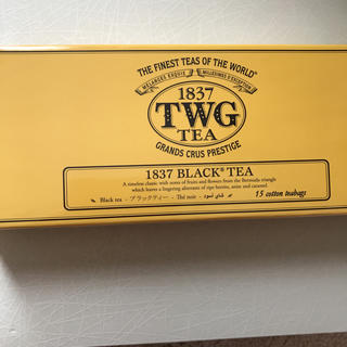 DEAN & DELUCA - twg 1837 Black  Tea 15袋 箱無し