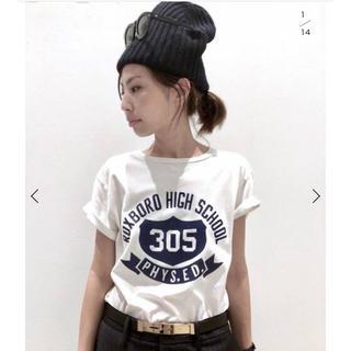L'Appartement DEUXIEME CLASSE - 【2018】アパルトモン REMI RELIEF Tシャツ