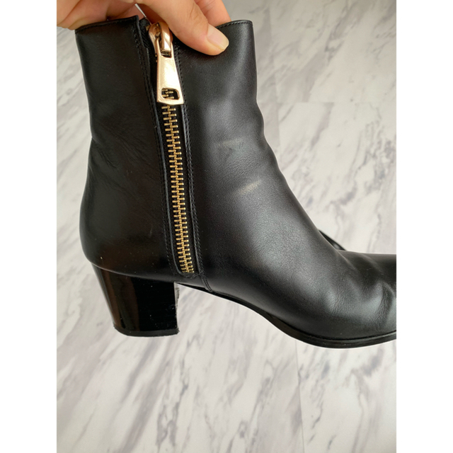 Saint Laurent(サンローラン)のendevice ヒールブーツ メンズの靴/シューズ(ブーツ)の商品写真