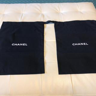 シャネル(CHANEL)のCHANEL シューズ保存袋(その他)