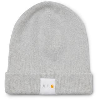 アーペーセー(A.P.C)の新品未使用 A.P.C. × Carhartt wip beanie ニット帽(ニット帽/ビーニー)
