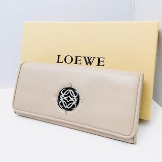 LOEWE - ☆特別価格☆ LOEWE ロエベ 長財布
