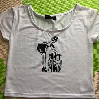 アンビー(ENVYM)のミニTシャツ(Tシャツ(半袖/袖なし))