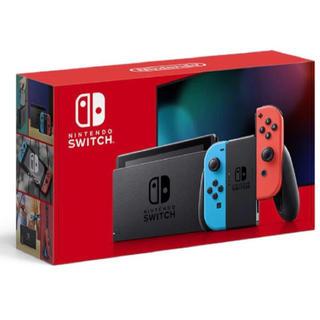 ニンテンドースイッチ(Nintendo Switch)の新品 Nintendo Switch ネオン 新型 スイッチ ニンテンドー 本体(家庭用ゲーム機本体)