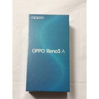 エイノ様専用 9台 OPPO Reno3 A  UQ  黒5台 白4台(スマートフォン本体)