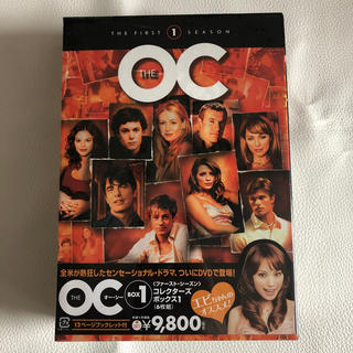 The OC〈ファースト・シーズン〉コレクターズ・ボックス1 DVD(TVドラマ)