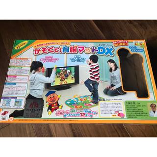 アンパンマン - 【美品】《アンパンマン かぞくで!育脳マットDX》育脳マットデラックス 知育玩具