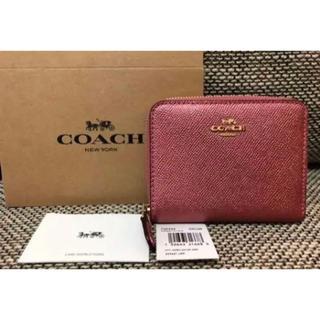 COACH - 新品❤︎COACH 二つ折り財布