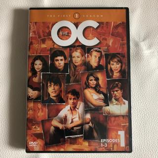 The OC〈ファースト・シーズン〉Vol.1 DVD(TVドラマ)