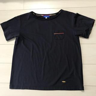 ブラックレーベルクレストブリッジ(BLACK LABEL CRESTBRIDGE)のブルーレーベルクレストブリッジ カットソー(カットソー(半袖/袖なし))