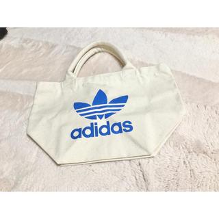 アディダス(adidas)の非売品☆アディダス オリジナル トートバッグ(トートバッグ)