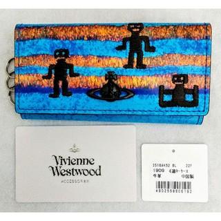 ヴィヴィアンウエストウッド(Vivienne Westwood)の新品未使用タグ付き Vivienne Westwood 4連 キーケース(キーケース)