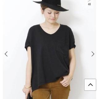 DEUXIEME CLASSE - 美品☆ドゥズィエムクラス スカルゴーンTシャツ 黒