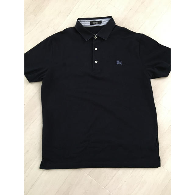BURBERRY BLACK LABEL(バーバリーブラックレーベル)のバーバリー ポロシャツ メンズのトップス(ポロシャツ)の商品写真