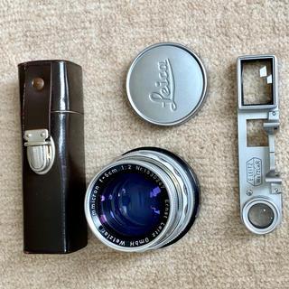 ライカ(LEICA)のLeica (ライカ) DR Summicron ズミクロン M50mm F2(レンズ(単焦点))