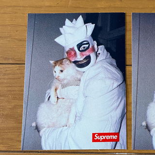 Supreme - Supreme ステッカー 5枚 新品 送料無料 Sticker Set
