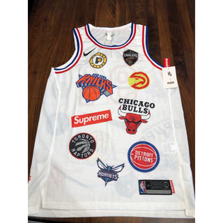 シュプリーム(Supreme)のsupreme NIKE NBA teams basketball jersey(タンクトップ)