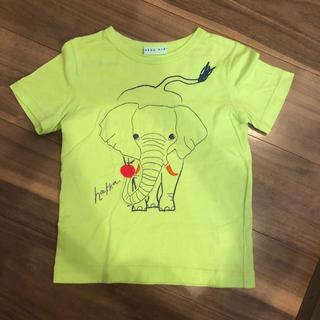 ハッカキッズ(hakka kids)のhakkakids ボーイズ Tシャツ ハッカ 110 男児 ユニセックス (Tシャツ/カットソー)