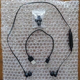 ELECOM - ワイヤレスイヤホン  Bluetooth  Black