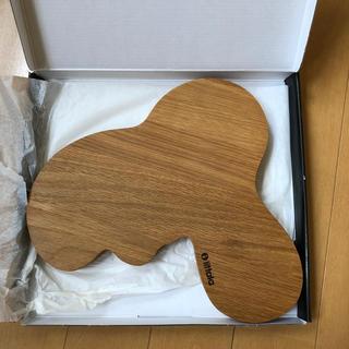 イッタラ(iittala)のイッタラ アアルト木製サービングプラター 廃盤品(テーブル用品)
