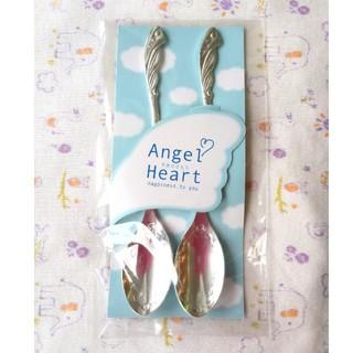 エンジェルハート(Angel Heart)の【未使用】エンジェルハートのスプーン(カトラリー/箸)