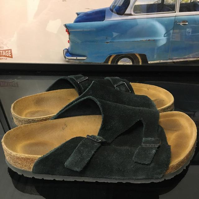 BIRKENSTOCK(ビルケンシュトック)の【tatata様専用】ビルケンシュトック チューリッヒ 25cm メンズの靴/シューズ(サンダル)の商品写真
