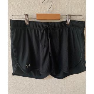 アンダーアーマー(UNDER ARMOUR)のUNDER ARMOUR アンダーアーマー スポーツウェア パンツ ブラック 黒(ショートパンツ)