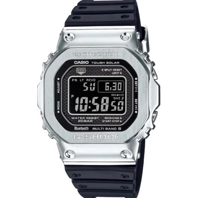 G-SHOCK(ジーショック)の新品未使用 カシオ G-SHOCK GMW B5000D-1JF メンズの時計(腕時計(デジタル))の商品写真