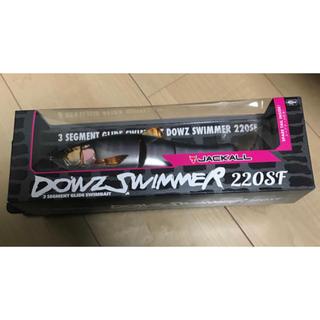 ジャッカル(JACKALL)のダウズスイマー220sf ホログラムスイマー(ルアー用品)
