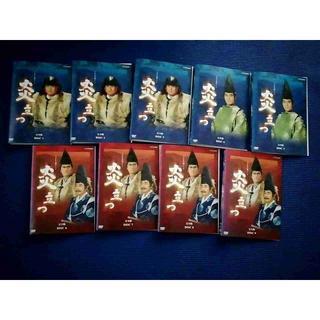 DVD NHK大河ドラマ 炎立つ 完全版 全9巻 全巻セット 渡辺謙 (TVドラマ)