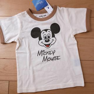 グローバルワーク(GLOBAL WORK)のミッキー 100(Tシャツ/カットソー)