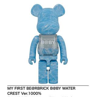 メディコムトイ(MEDICOM TOY)のMY FIRST BE@RBRICK B@BY WATER 1000%(キャラクターグッズ)