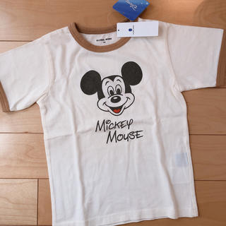 グローバルワーク(GLOBAL WORK)のミッキー  120(Tシャツ/カットソー)